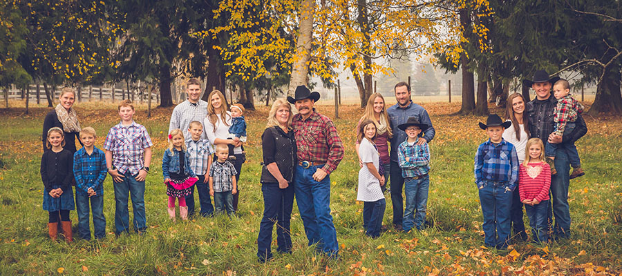 Wood Family Photo